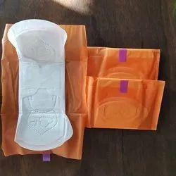 ultra thin white sanitary pads