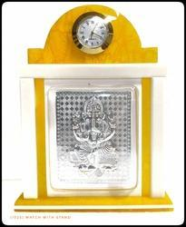 Silver Ganesh Watch Gift