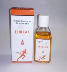 U Relax Oil