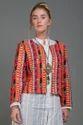 Cotton Full Sleeve Bohemian Embroidery Jackets, Size: S-xxl
