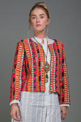 Bohemian Embroidery Jackets