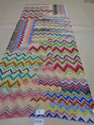 Wool Silk Digital Printed Stoles