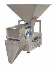 Semi Automatic Single Head Weigher Machine
