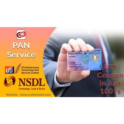 Online UTIITSL PAN Card Agency