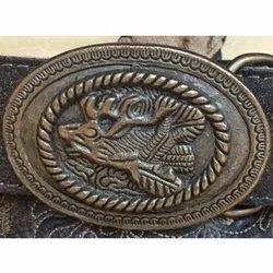 Lederhosen Belt Buckle