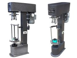 Semi Automatic Ropp Cap Sealing Machine (Motorised)