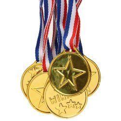 Brass Medals Awards