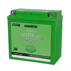 12 V Amaron Pro Rider Bike Battery, Capacity: 4 Ah