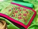 Cotton Shree Ji Vastram Ladies Suits, Handwash
