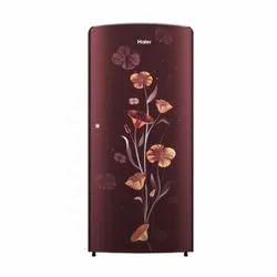 Haier 533 X 570 X 1053 mm HRD-1712BRF-E Direct Cool Refrigerators, Single Door, Capacity: 161 Liter