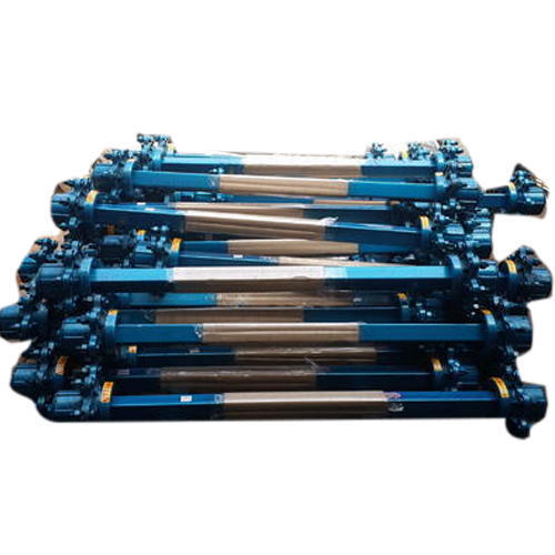 Trolley Axle Completed