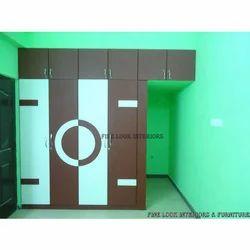 Wooden Bedroom Wardrobe, for Home