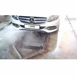 Inventa Robowash - 9 Nozzle 10 HP Robotic Underbody Car Wash System