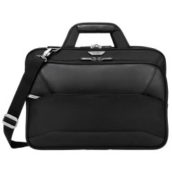 Solid Topload Brief Targus Mobile VIP Checkpoint-Friendly Top-Load Bag (Black)