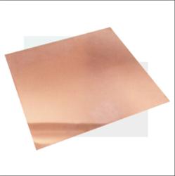Copper Earthing Plate