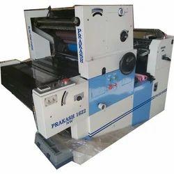 Single Color Non Woven Bag Printing Machine