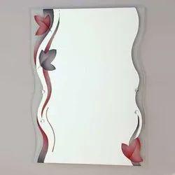 24 X 18 Inch Saint Gobain Frameless Mirror Glass