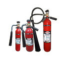 Carbon Di Oxide Gas Portable Fire Extinguisher