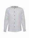 Boy's Regular Fit Casual Shirt