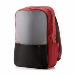 Kraft Red School Bag