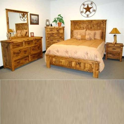 Natural Matt Mango Wood Bedroom Set Rs 30000 Set Wooden