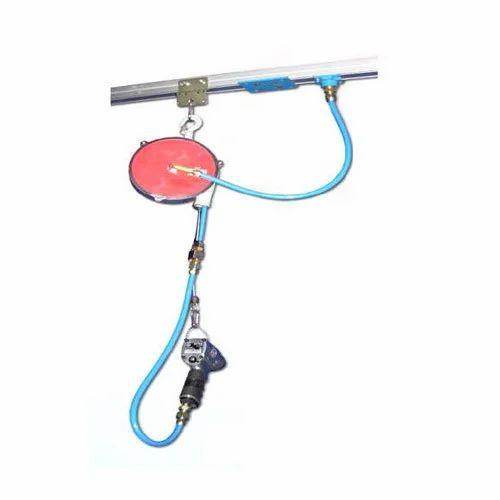Forpistol Type Dual Hose Reel Balancer