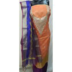 Banarasi Gota Patti Suit