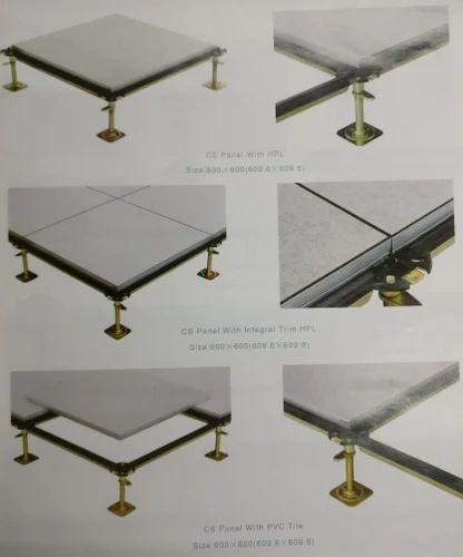 Wood Fiber Reinforced CS1250 Panel Raised Floors Huatong