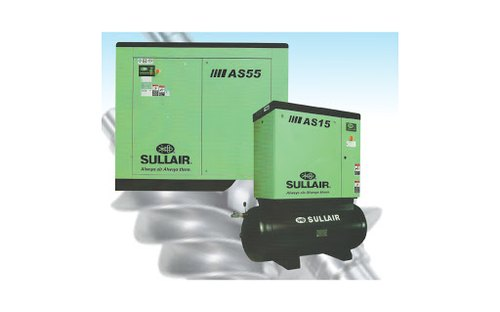 Sullair AS55 Rotary Screw Air Compressors