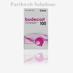 Budecort 100mg Rotacaps