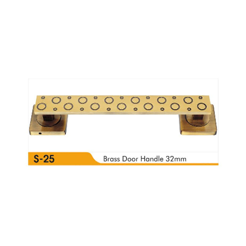 SRE Brass Stylish Door Handle