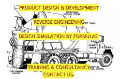Product Design Consultancy, Mechanical
