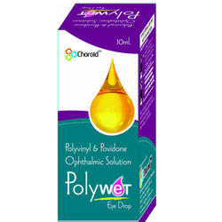 Polyvinyl And Povidone Eye Drops (Polywet)