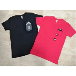 100 GSM Mens Round Neck T Shirt