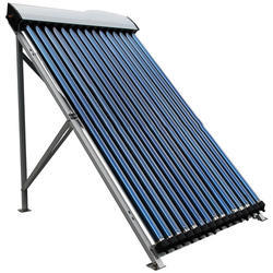 Commercial Evacuated Heat Pipe Solar Systems