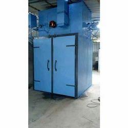 KSF Diesel Powder Coating Oven, Capacity: 2000-3000 kg