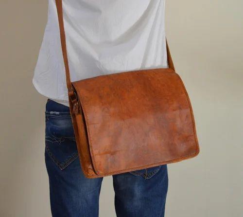 cf418faef855 Messenger Bag - Men's Leather Messenger Bag For Laptop Wholesaler ...
