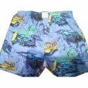 Printed Casual Boxer Shorts