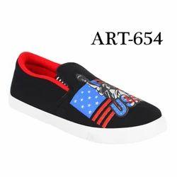 Sporter Men/Boys Multicolor-654 Party Wear Loafers Shoes