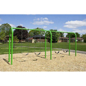 Four Seater Playground Swing