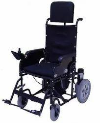 Detachable Back Rest Motorized Wheel Chair