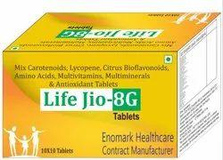 Multivitamin Multimineral Amino Acids With Amino Acid Antioxidant