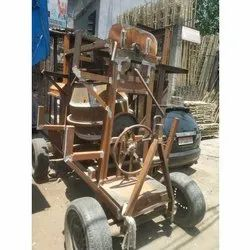 Warsi 1.7 Hp Automatic Cement Concrete Mixer, Drum Capacity: 750 L