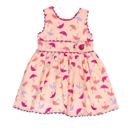 e860111f14 Multicolor Regular Wear Baby Cotton Frock, Rs 500 /piece | ID ...