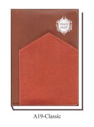 Flora Royal Queen Diary Classic