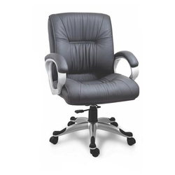 Sps-155 Low Back Leather Executive Chair