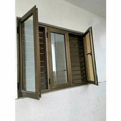 Z Section Aluminium Window
