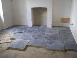 Civil Construction Screeding For Stones Floor Lying