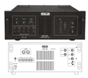 UBA-800 DJ and PA Power Amplifiers