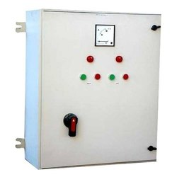 Mild Steel DOL Starter Control Panel
